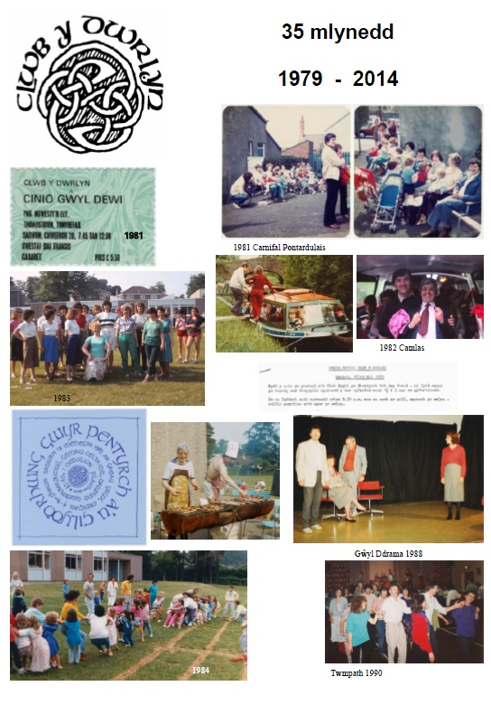 Dwrlyn 1979-2014